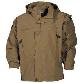 MFH US bunda soft shell coyote tarn - level5