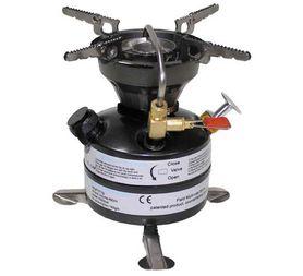 MFH US kempingový varič, benzínový