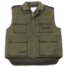MFH US Ranger zateplená vesta olivová