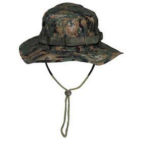 MFH US Rip-Stop klobúk vzor Digital Woodland