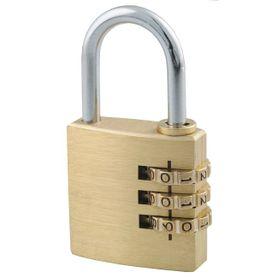 MFH zámok s bezpečnostným kódom, 5,5 x 2,5 cm