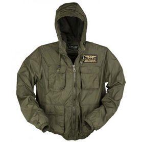 Mil-Tec Air Force prechodná bunda, olivová