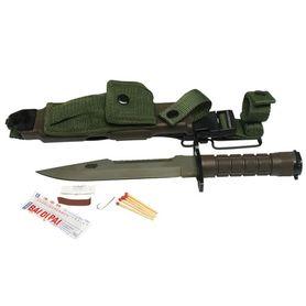 Mil-Tec bajonet US M9 s puzdrom repro 32 cm