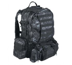 Mil-Tec Defence ruksak, vzor Mandra Night, 36l