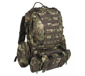 Mil-Tec Defence ruksak, vzor Mandra Wood, 36l