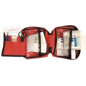Mil-Tec lekárnička prvej pomoci, červená