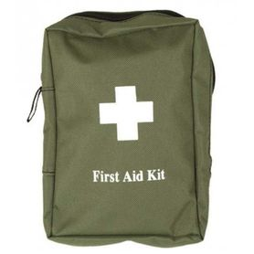 Mil-Tec lekárnička prvej pomoci, olivová