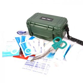 Mil-Tec lekárnička v plastovom vodotesnom puzdre