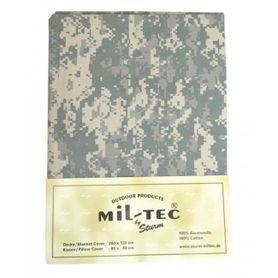 Mil-Tec maskáčové posteľné obliečky pre 1 lôžko, AT-digital