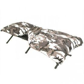 Mil-Tec maskáčové posteľné obliečky pre 1 lôžko, urban