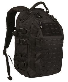 Mil-Tec Mission ruksak, čierny 25l