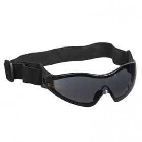 Mil-Tec Para Smoke ochranné okuliare, čierne