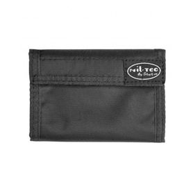 Mil-Tec peňaženka na suchý zips čierna