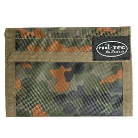Mil-Tec peňaženka na suchý zips Flecktarn
