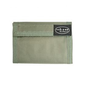 Mil-Tec peňaženka na suchý zips olivová