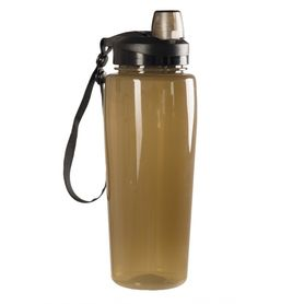 Mil-tec plastová fľaša 0,6l, coyote