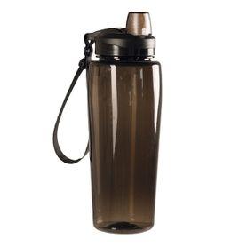 Mil-tec plastová fľaša 0,6l, priehľadná-dymová