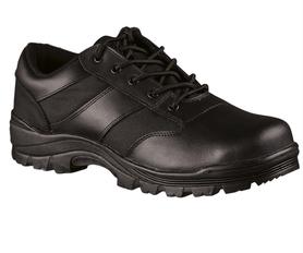 Mil-Tec SECURITY Topánky nízke čierne