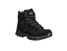 Mil-Tec SQUAD STIEFEL 5 INCH Topánky, čierne