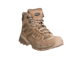 Mil-Tec SQUAD STIEFEL 5 INCH Topánky, coyote