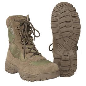 Mil-Tec taktická obuv na zips, A-Tacs FG