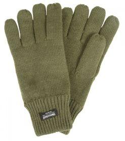 Mil-Tec Thinsulate™ zateplené rukavice, olivové