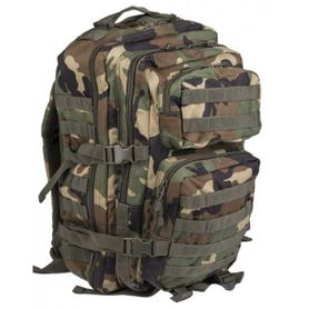 Mil-Tec US assault Large ruksak Woodland, 36L
