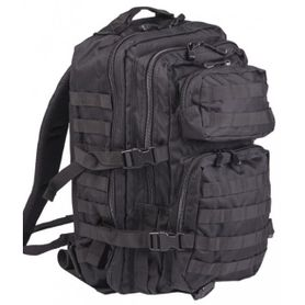 Mil-Tec US assault Large ruksak Čierny, 36L