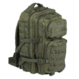 Mil-Tec US assault Large ruksak Olivový, 36L