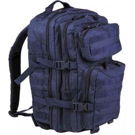 Mil-Tec US assault Large ruksak Tmavo-modrý, 36L