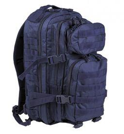 Mil-Tec US assault Small ruksak tmavo-modrý, 20L