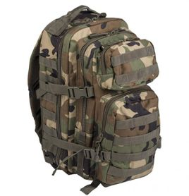 Mil-Tec US assault Small ruksak woodland, 20L
