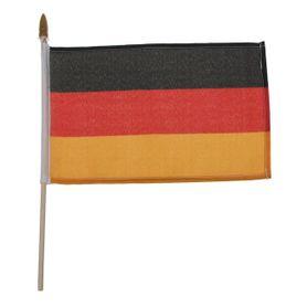 Nemecká vlajka 10cm x 15cm malá