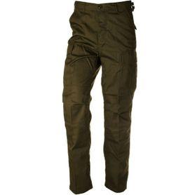 Pánske nohavice BDU, olivové