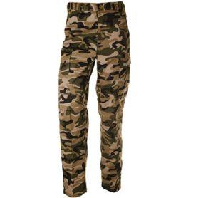 Pánske nohavice BDU, vzor custom lesné