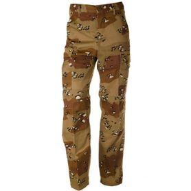 Pánske nohavice BDU, vzor 6ColDesert