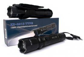 Police elektrický paralyzér baterka RD 2013 1 000 000 V