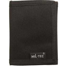 Mil-Tec peňaženka čierna na suchý zips