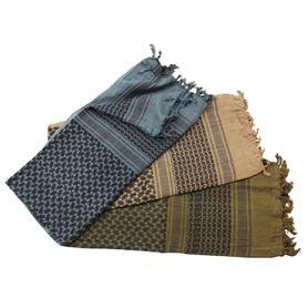 Pentagon Scarf arafatka khaki, 108 x 108 cm