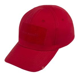 Pentagon taktická šiltovka, červená