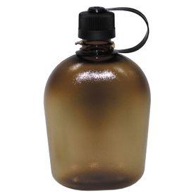 Poľná fľaša transparentná coyote, 1l