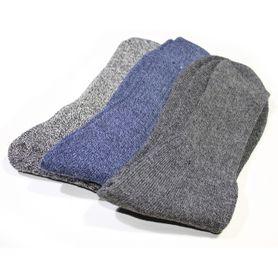 Ponožky trekking dlhé, 3 páry
