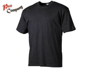 Pro Company tričko čierne klasické, 160g/m2
