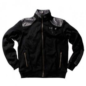 Pure Trash Star prechodná bunda čierna