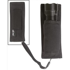 Mil-Tec Push nylonové púzdro na baterku 20cm