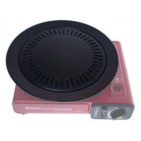 Rsonic grill platňa na kempingový varič, 32cm