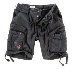Surplus Vintage kraťasy, čierne