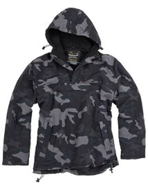 Surplus Windbreaker bunda black camo