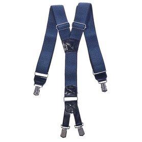 Natur traky na nohavice clip tmavo-modré