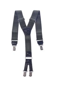 Natur traky na nohavice clip, olivové